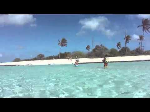 Rangiroa en Polynésie Française : île aux récifs
