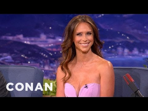 "Jennifer Love Hewitt Is A Massage ""Happy Ending"" Expert - CONAN on TBS"