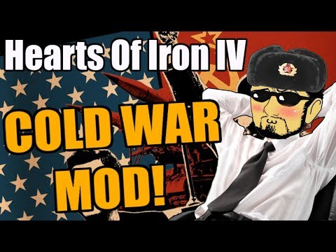 Hearts Of Iron 4: THE COLD WAR MOD