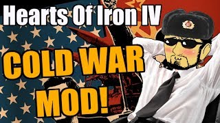 Hearts Of Iron 4 THE COLD WAR MOD