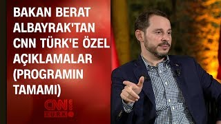 Bakan Berat Albayrak ile Seçi̇me Doğru Özel 13.06.2018 Çarşamba (tamamı)