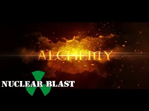 TOBIAS SAMMET'S AVANTASIA - Alchemy  (OFFICIAL LYRIC VIDEO)