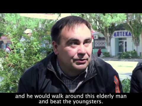 The crimes of Euromaidan Nazis: The pogrom of Korsun on 20/02/2014