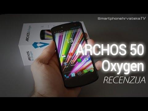 Archos 50 Oxygen Video recenzija