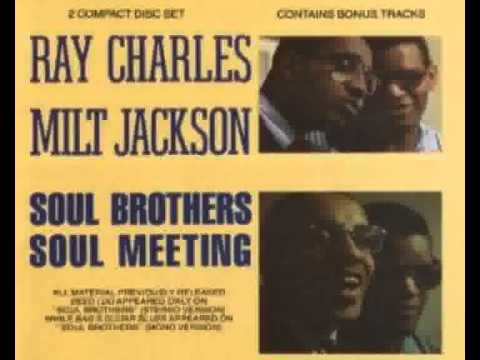 Ray Charles & Milt Jackson - How Long Blues