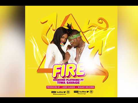 Diamond Platnumz -Fire( Official Audio)