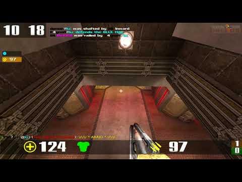 Quake 3 CPMA: V1R7U4L - Q3 CTF - IQL 2 (2006) - Argentina