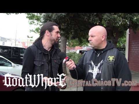 GOATWHORE (interview) on CAPITALCHAOSTV.COM