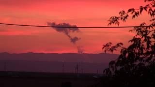 Shafter, California Sunset