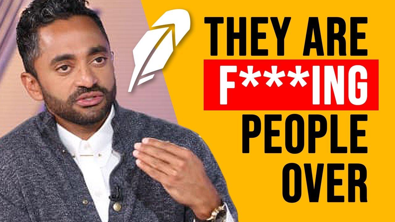 Robinhood EXPOSED: Chamath Palihapitiya Explains How Robinhood makes money