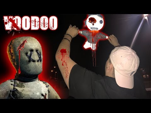 Do Not Use Real Life Voodoo Doll At Am