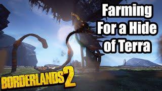 Borderlands 2: Farming Terramorphous for a Hide of Terra