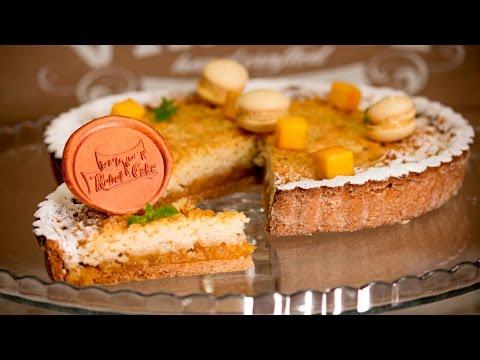 Streusel de Melocotón SIN GLUTEN - Peach Streusel Pie GLUTEN-FREE de Melocoton