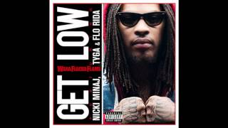 Waka Flocka ft. Tyga, Nicki Minaj & Flo-Rida - Get Low Video