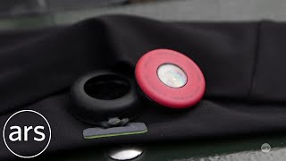 The Moov HR Sweat - heart rate monitor in a headband | Ars Technica