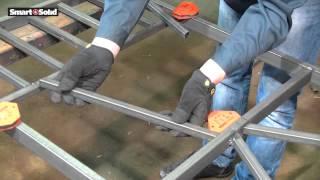 Магнитные угольники (магниты для сварки) Smart Solid