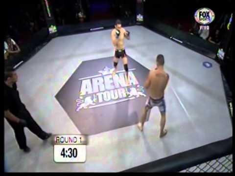 """FERNANDO """"PITBULL"""" MARTINEZ vs. RODOLFO """"FITO"""" RUBIO - MMA"""