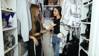 Brianna Via - Closet Raid