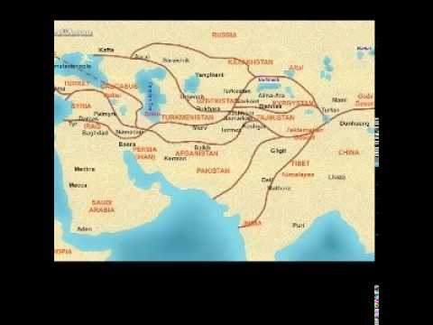 APWH 7.1 - Why do people trade? / The Silk Road trade.