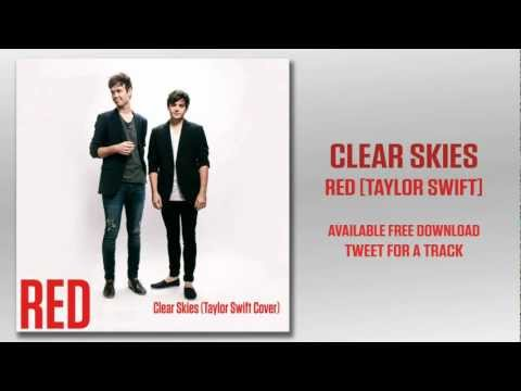 Clear Skies - Red (Taylor Swift Cover) FREE DOWNLOAD