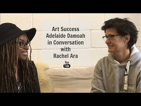 Art Discussion: Adelaide Damoah in Conversation with Rachel Ara