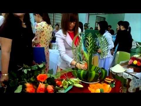 Hội Thi Cắm Hoa 8/3 - Congratulation VP