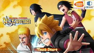 Cara Main Game Naruto X Boruto Ninja Voltage di HP yg sudah di Root