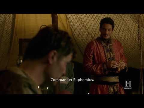Vikings S05E05 - Bjorn and Halfdan meet Ziyadat Allah
