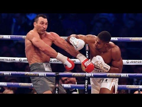 Klitschko Vs. Joshua: Rückkampf Im Oktober?