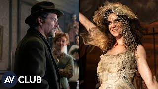The Nevers' Ben Chaplin And Amy Manson On Whether The Touched Are Villains Or Victims