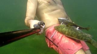 Mudanya zıpkınla balık avı Erkan Sarıkaya