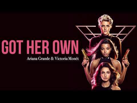 Ariana Grande & Victoria Monét - Got Her Own (Charlie's Angels Soundtrack) [Full HD] lyrics