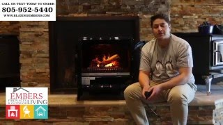 Dimplex Opti-Myst free standing electric stove product review