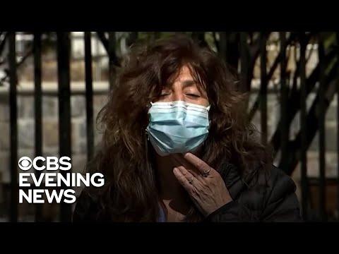 Hospitals Overwhelmed As Coronavirus Cases Skyrocket