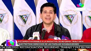 Multinoticias |Dictamen favorable a la iniciativa de reforma tributaria