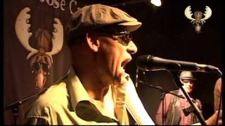 The Dave Chavez band - Sharp like a knife - Live @ Bluesmoose café