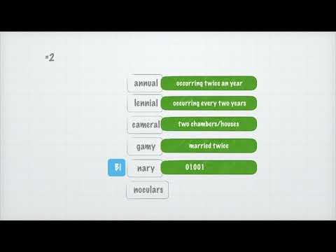 Teaser: Prefixes/Numbers