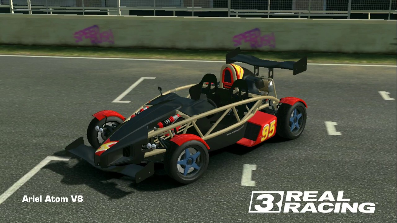 no 1 ariel atom v8 grand prix circuit hockenheimring youtube. Black Bedroom Furniture Sets. Home Design Ideas