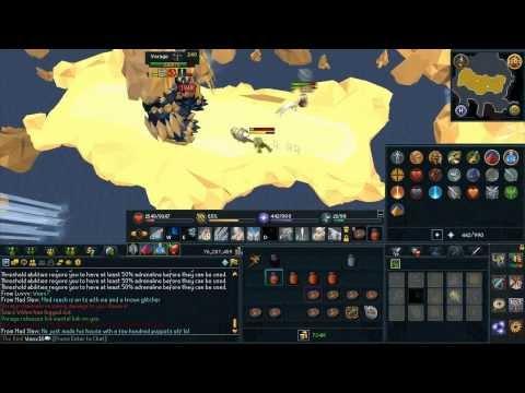 Runescape Woox Vs Vorago :: VideoLike