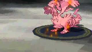 Pokémon Version Noire : Capture de Reshiram