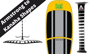 Kite Foiling | How to adapt your Armstrong Mast to Kanaha Shapes and other Like kite foiling boards