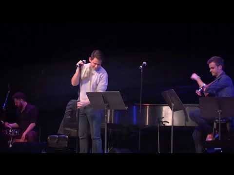 Benj Pasek and Darren Criss sing Waving Through a Window