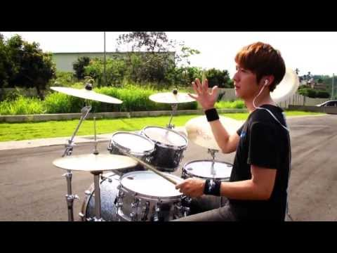 Paramore Decode Drum Cover by A-Wei
