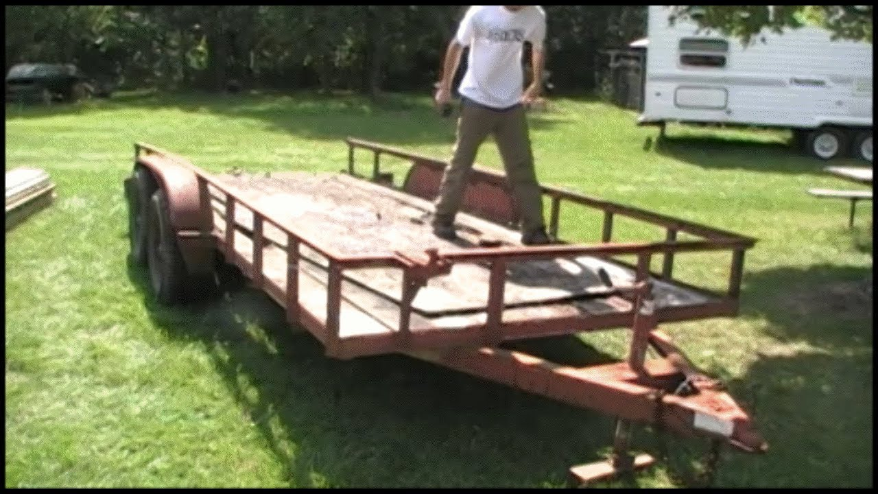 Car Decking For Sale