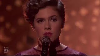 Calysta Bevier: Cancer Survivor 'I'm Only Human' | Semi-finals (FULL) | America's Got Talent 2016