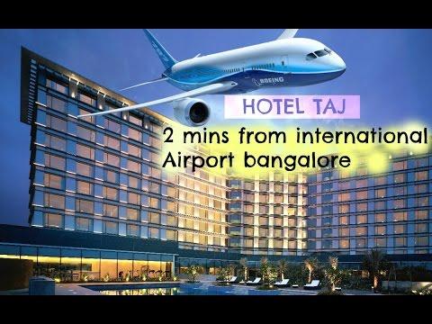 Taj Hotel Bangalore 2 Min From International Airport Part1