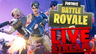 Fortnite Battle Royale VOLCANO IS HERE TOURNAMENT + GIVEAWAY - 500+ WINS !!! Watch Live Volcano ???