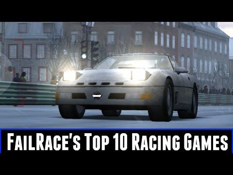 FailRace Special Top 10 Racing Games