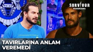 Hakan Hatipoğlu, Batuhan'ı Eleştirdi | Survivor Panorama 73. Bölüm