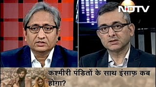 Prime Time With Ravish Kumar, Jan 20, 2020 | 'Shikara' Tells 'Untold Story' Of K